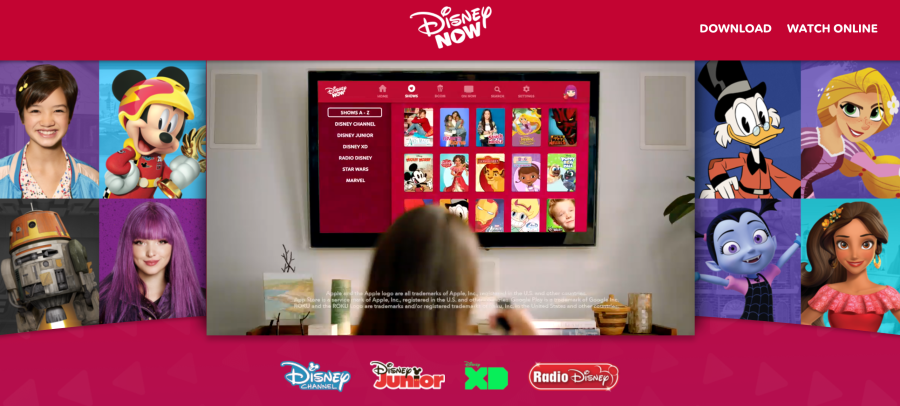 Disney releases DisneyNow  a new app that combines live TV  on     Disney s streaming service may still be years away  but the company this  week has launched a new app for streaming Disney s series  Disney Channel  movies