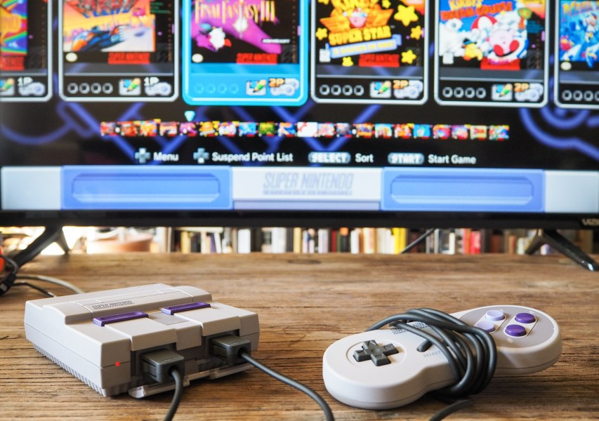 Review  The SNES Classic Edition and all 21 games on it   TechCrunch Riding high on the success  and mind boggling scarcity  of the NES Classic  Edition  Nintendo surprised no one with the announcement of the SNES  Classic