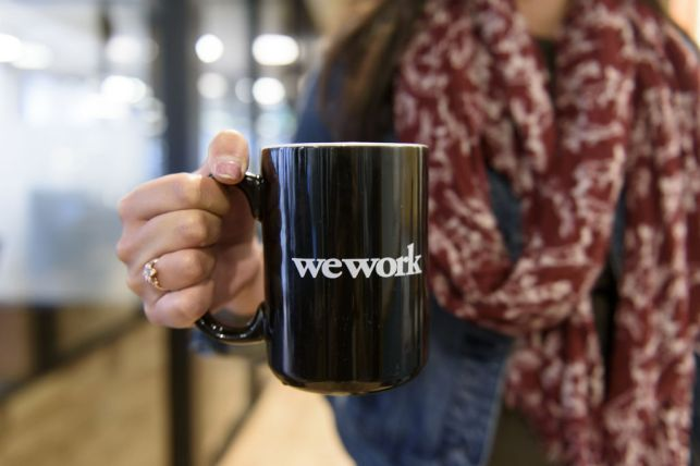 WeWork China raises $500M to triple the number of cities it covers