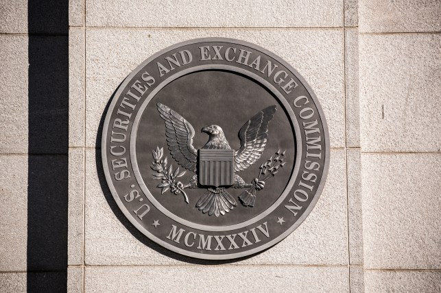 SEC says Ether isn't a security, but tokens based on Ether can be