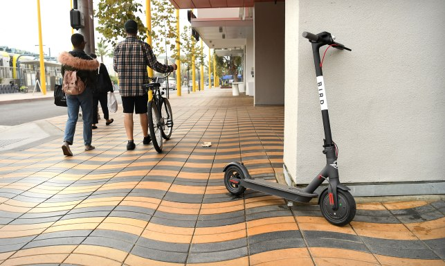 Santa Monica will allow Lime, Bird, Lyft and JUMP to operate e-scooters