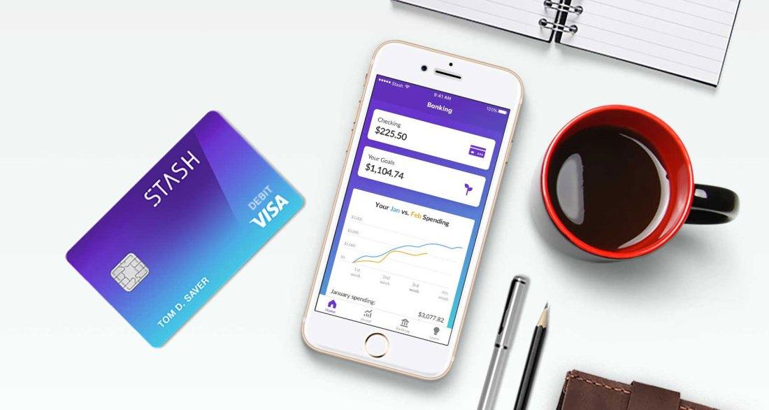 stash banking