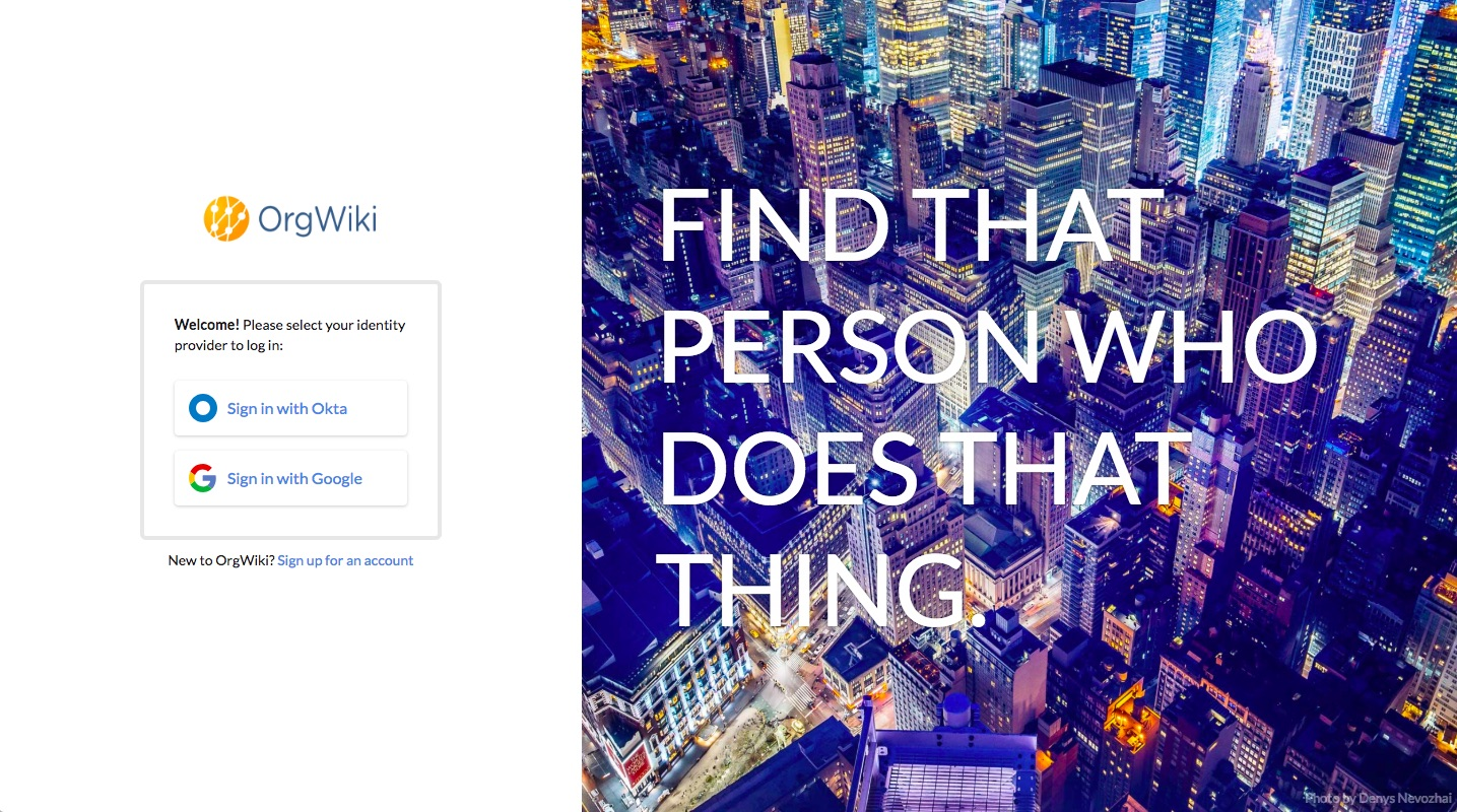 Okta introduces 'Sign in with Okta' service – Tech to Technology