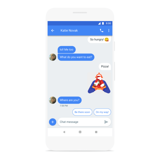 Google rolls out Messages on the web for Android users