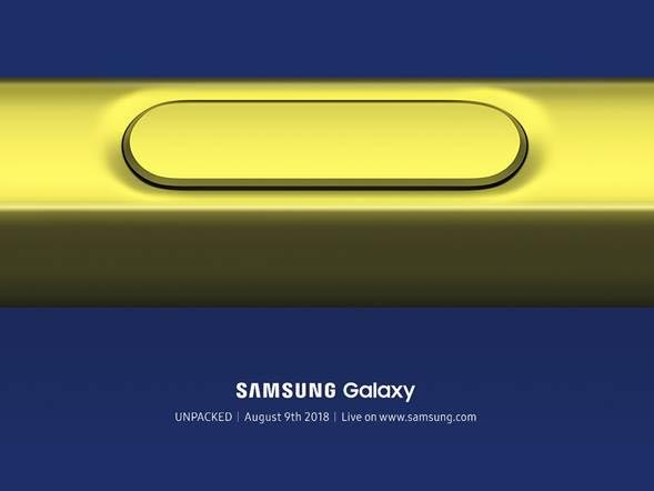 What we know about the Note 9