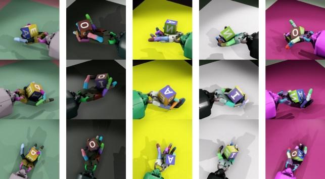 OpenAI's robotic hand doesn't need humans to teach it human behaviors