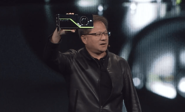 Watch Nvidia unveil the RTX 2080 live right here