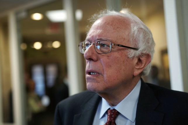 Bernie Sanders fires back against Amazon, calling subsidy reliance 'absurd'
