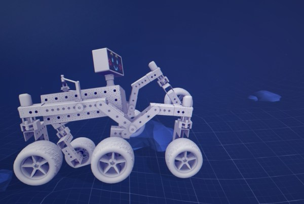 NASAs Open Source Rover lets you build your own planetary