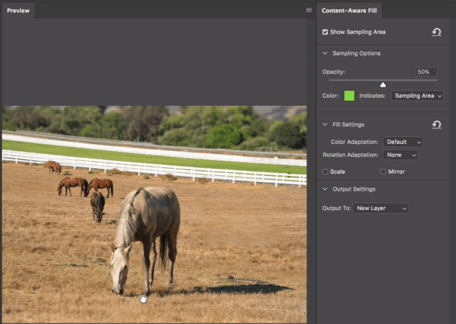 Adobe supercharges Photoshop's content-aware fill so you have more options, fewer AI fails