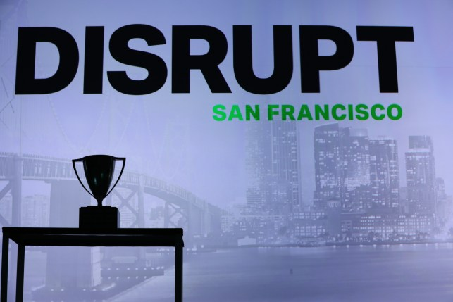 And the winner of Startup Battlefield at Disrupt SF 2018 is… Forethought