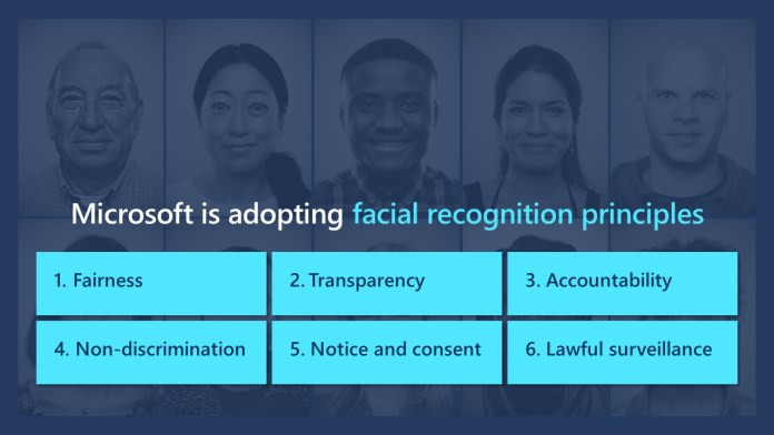Microsoft calls on firms to adopt a facial recognition code of behavior