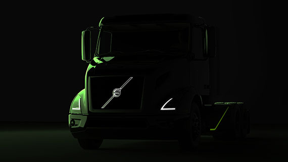 Camiones Volvo VNR