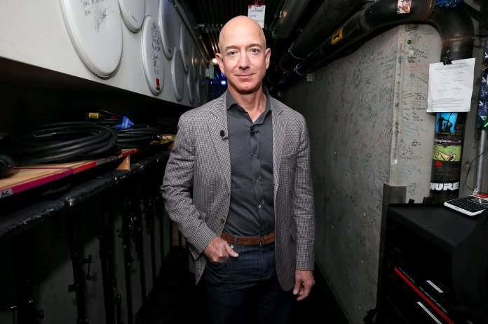 Saudi Arabia denies involvement in leak of Jeff Bezos' private messages