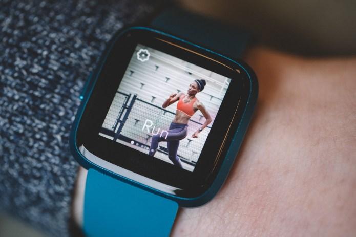 Fitbit Versa Lite Review Techcrunch
