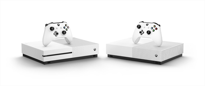 Xbox One S Family - Xbox One does away with discs in new $249 All-Digital Edition