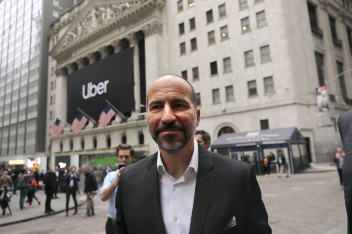 Uber Begins First Day Of Procuring and selling At Novel York Stock Alternate