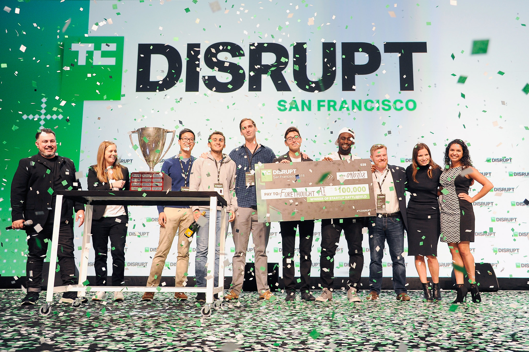 Photo of Launch your startup onstage at TechCrunch Disrupt SF 2019 – TechCrunch
