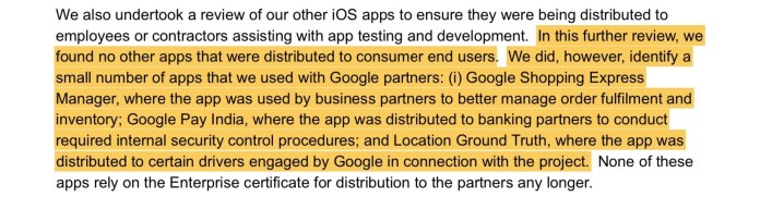 google apps - Facebook collected device data on 187,000 users using banned snooping app