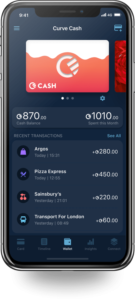 Curve in cash application 1
