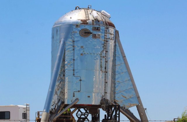 {focus_keyword} SpaceX targets Tuesday for Starhopper demo rocket hover test D OgQ OXYAA7rRL