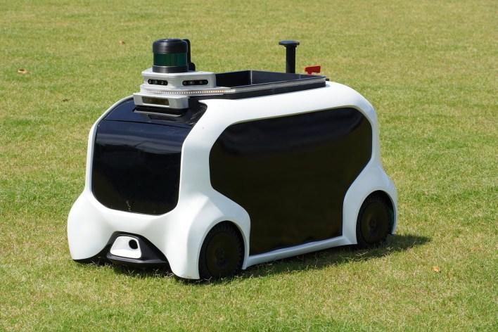FSR Field Support Robot Field Event Support Robot