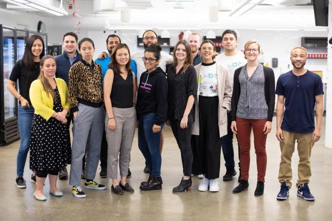 Tech nonprofit entrepreneurs in the 2019 cohort