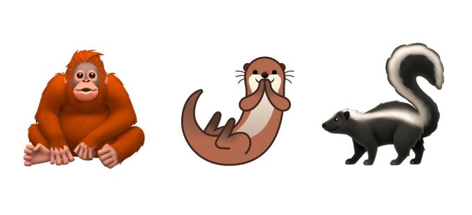 otter skunk
