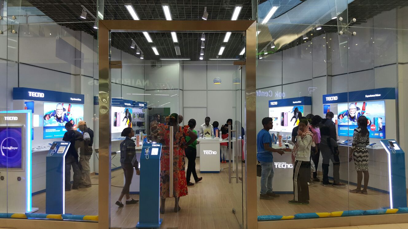 Transsion Tecno Store Africa