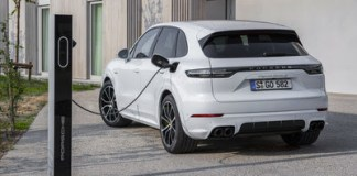 Porsche packs the power into its newest Cayenne plug-in hybrids