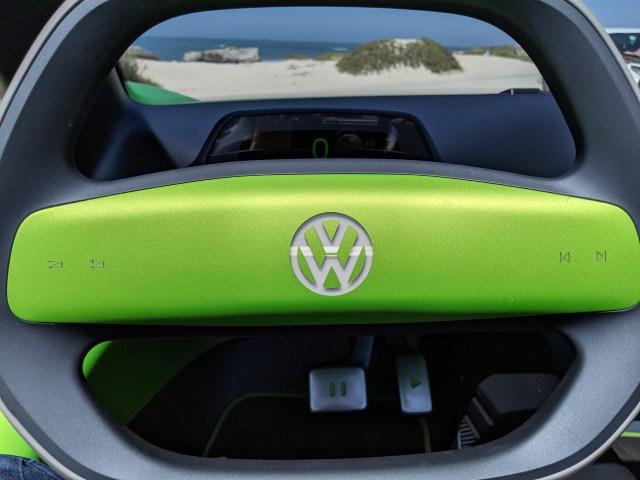 vw id buggy wheel