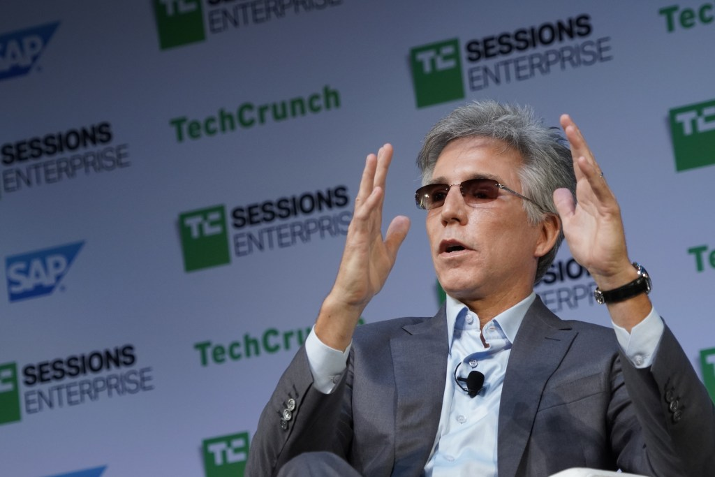Keeping an Enterprise Behemoth on Course with Bill McDermott SAPDSC00248