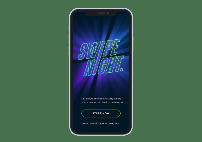 Swipe Evening Intro