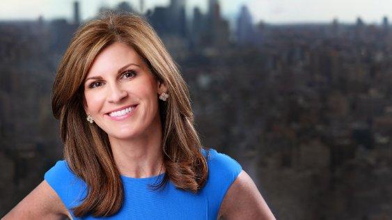 SAP's original co-CEO Jennifer Morgan.