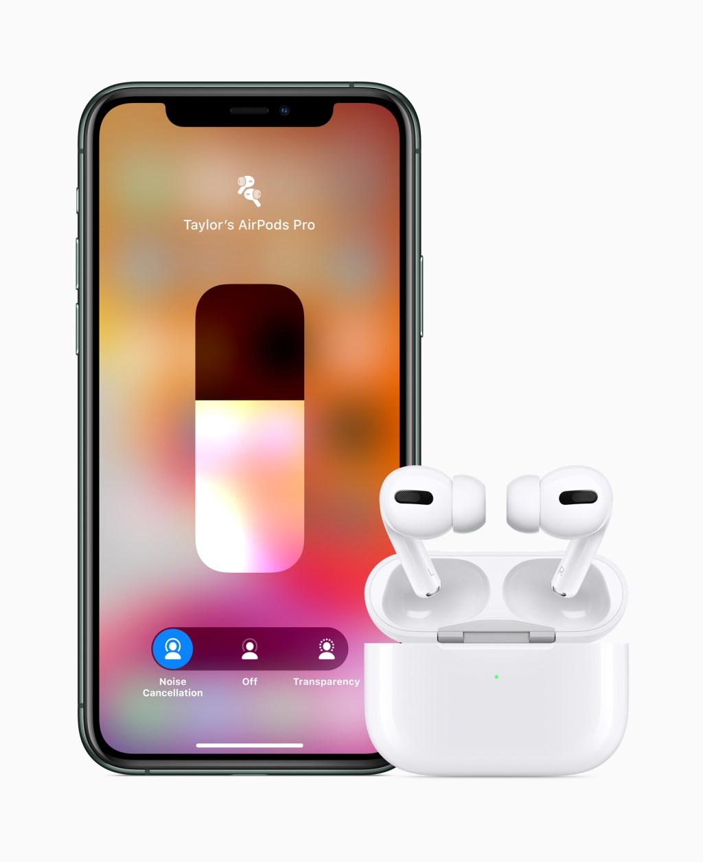 Apple AirPods Pro iPhone11 Pro 102819