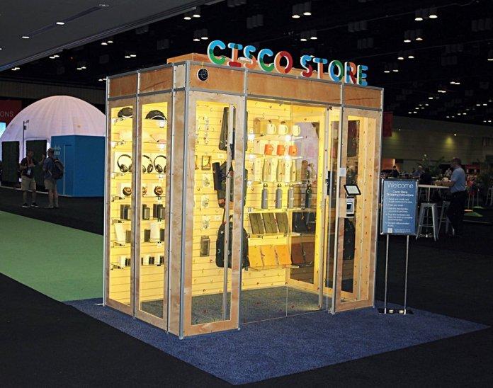 DeepMagic Autonomous Kiosk