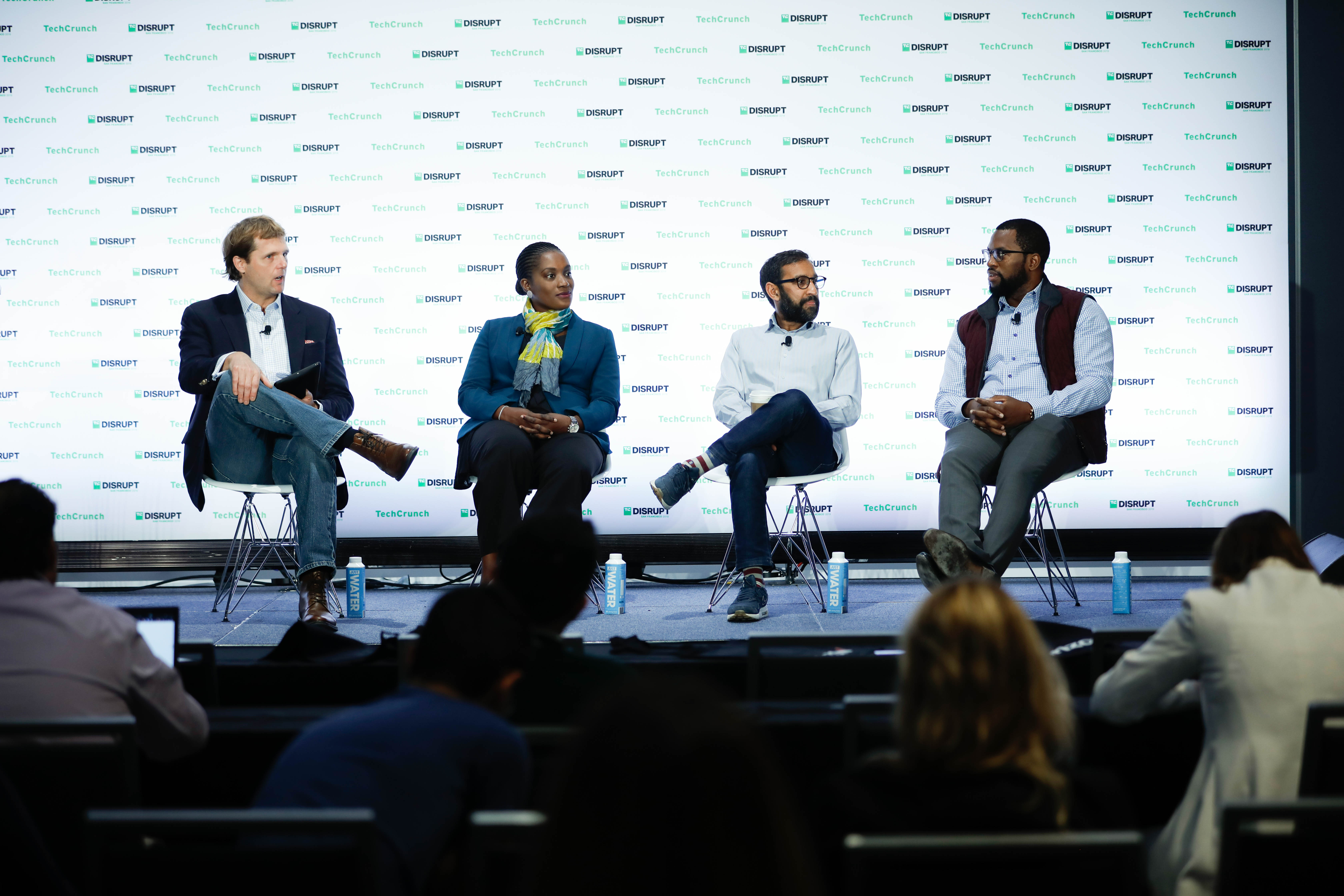 Disrupt SF 2019 Africa Investing Session Diop Mohnot Ayeni