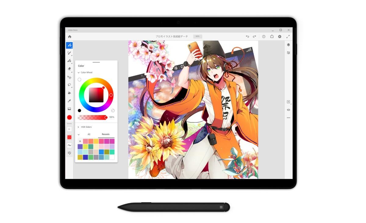"""Adobe Fresco on Microsoft Windows 功能""的图片搜索结果"
