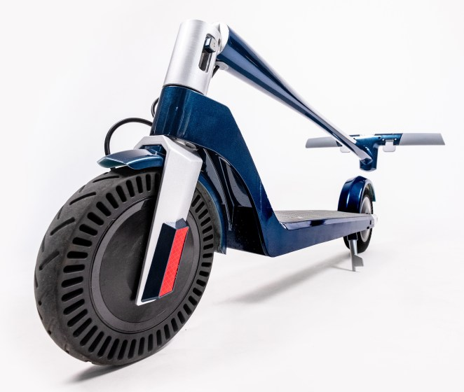 Unagi Scooter Blue 5