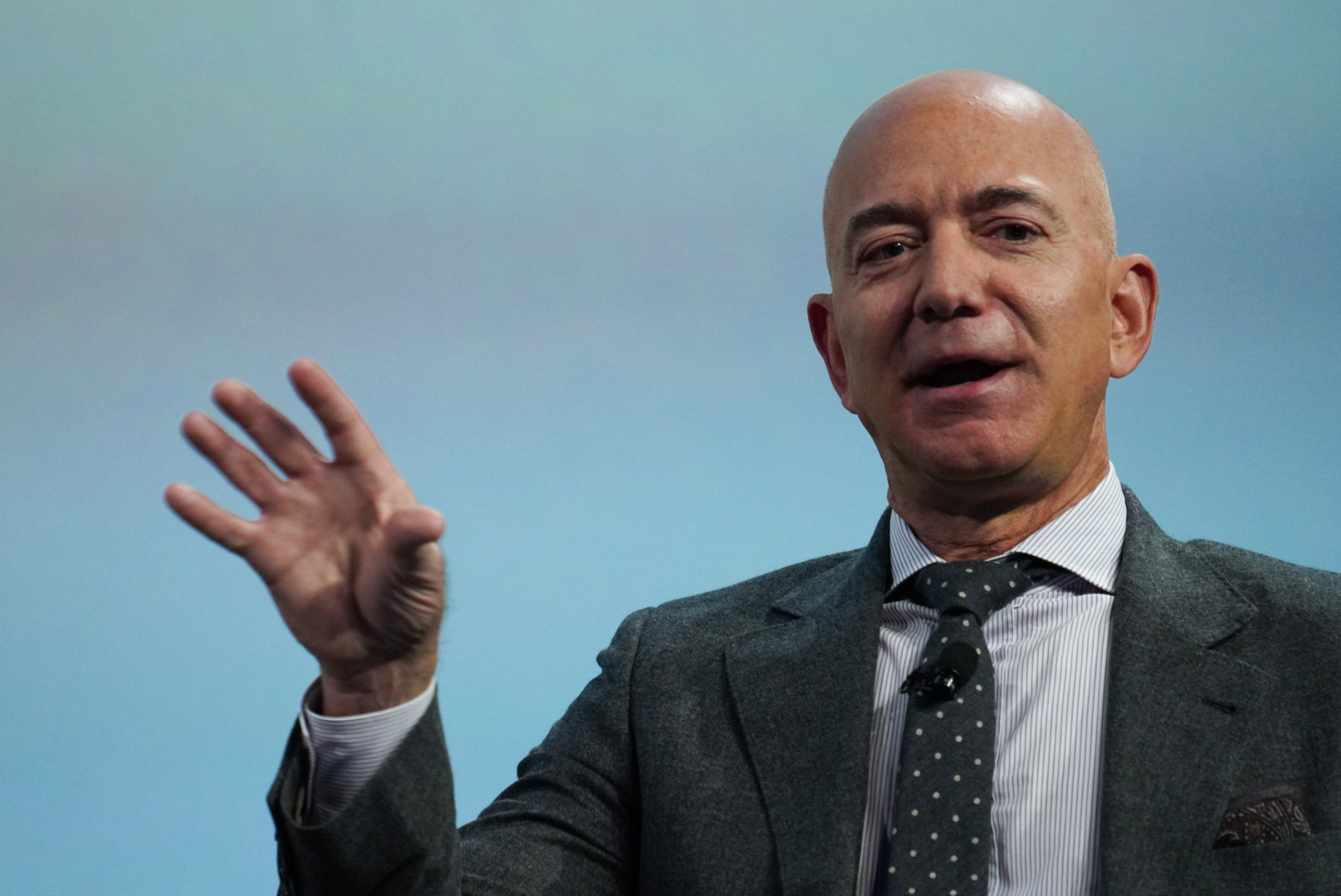 Jeff Bezos announced a $10 billion fund to fight climate change | TechCrunch