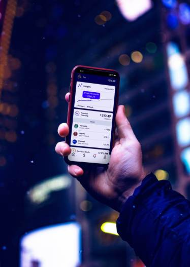 phone in context app