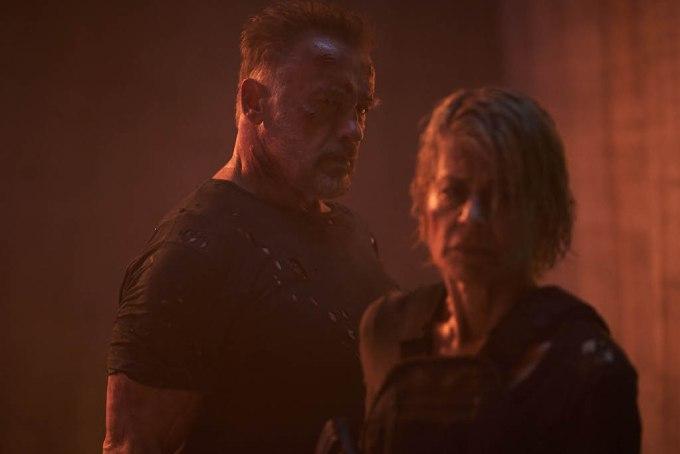 Terminator Darkish Fate