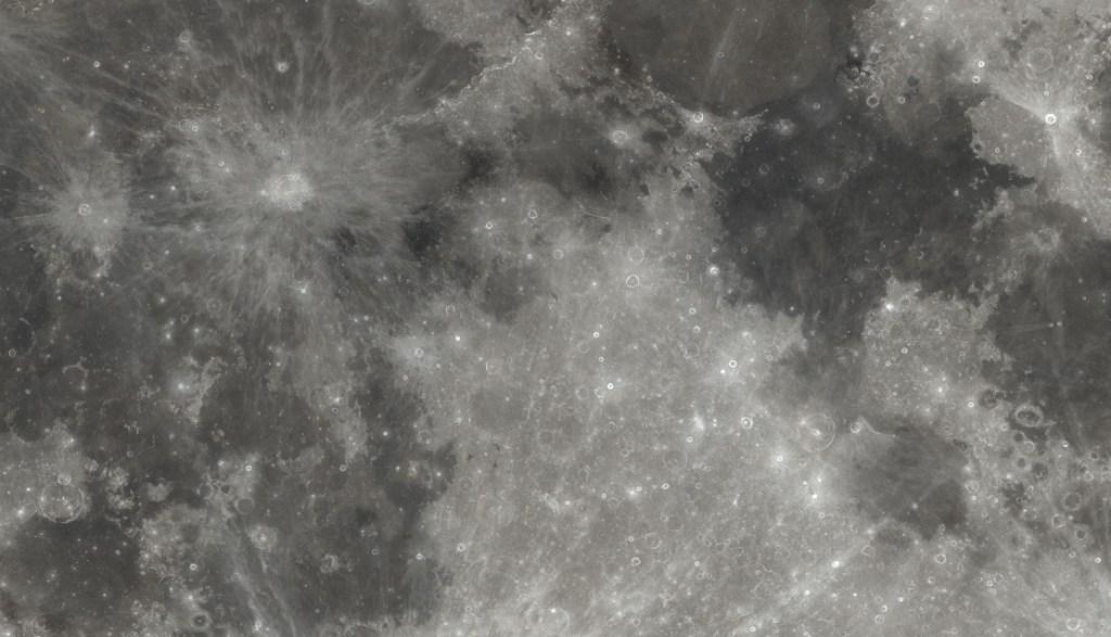 poles moon
