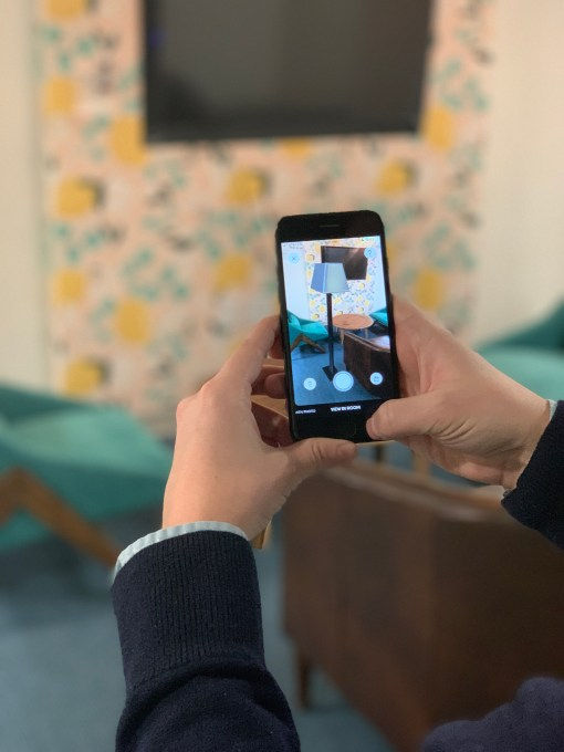 Wayfair's app adds 3D visualization tools for buyers, including interactive photos & a room planner – TechCrunch