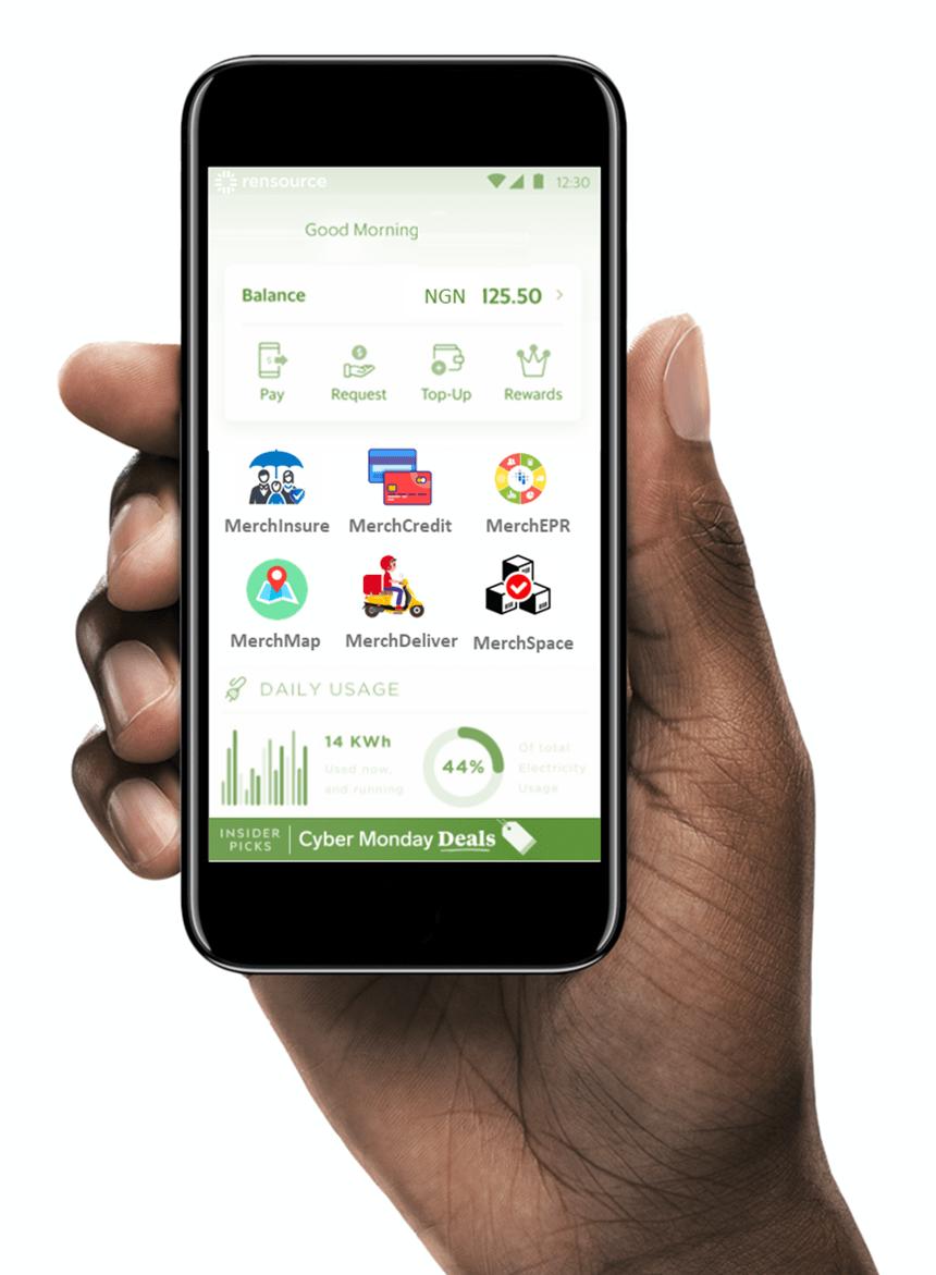 Rensource Africa Nigeria App