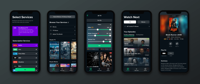 Reelgood raises .75 million for its universal streaming guide – TechCrunch