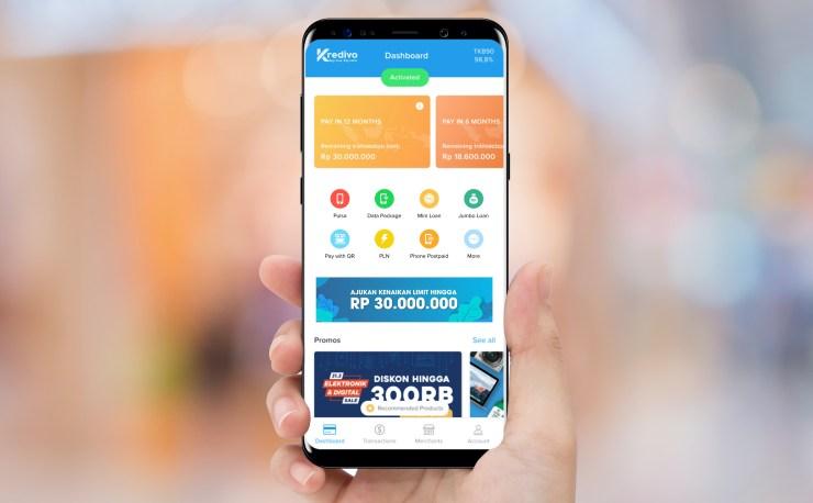 La empresa matriz de Kredivo, FinAccel, recauda $ 90 millones para expandir su plataforma de préstamos crediticios en el sudeste asiático - TechCrunch 2