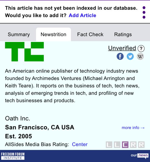Our.News screenshot