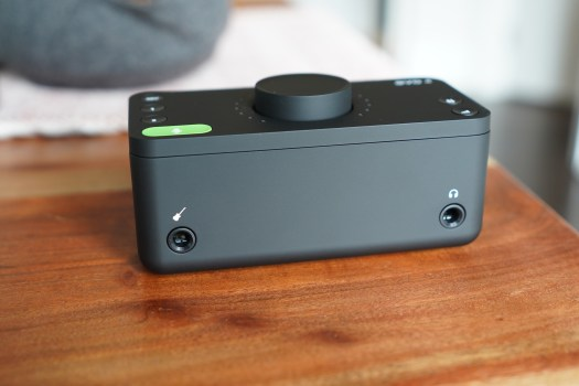 Audient's EVO 4 is a sleek, modern USB audio interface with useful smart features – TechCrunch 2