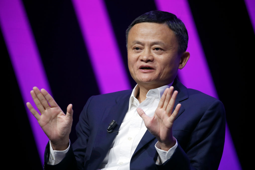 Jack Ma to resign from SoftBank Group's board of directors thumbnail